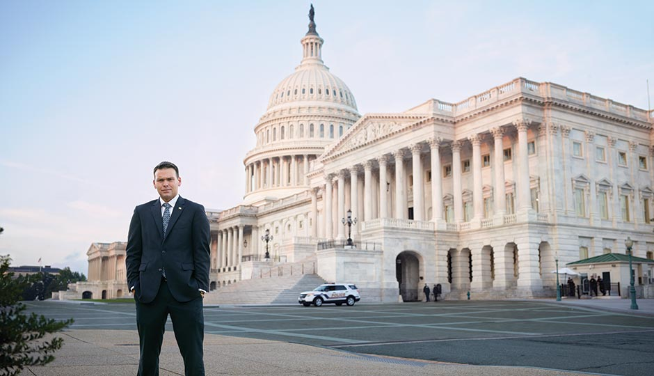 How Jack Posobiec Became the King of Fake News