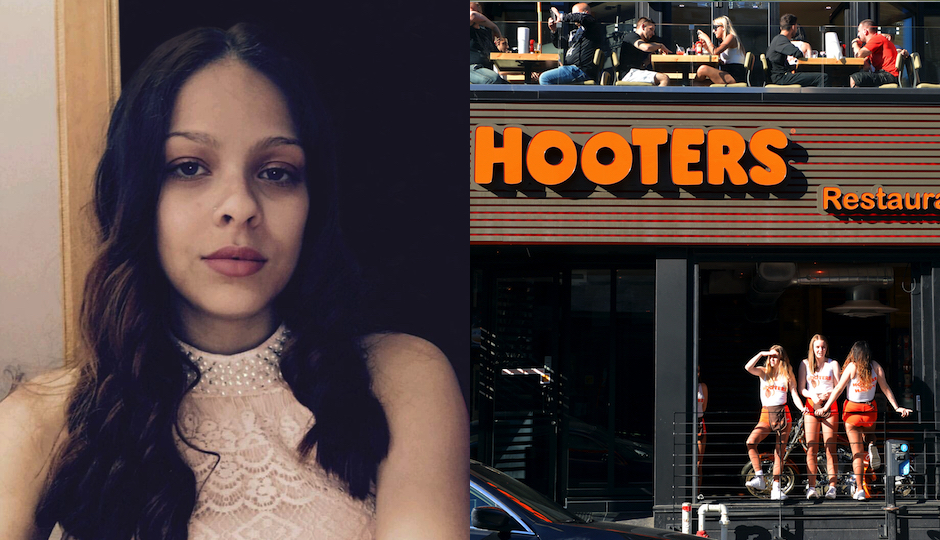 sexual harassment of hooters restaurant It is interesting i haven't seen any news reports labeling the workplace behavior as sexual harassment,  ceo coby brooks of hooters of  one restaurant,.