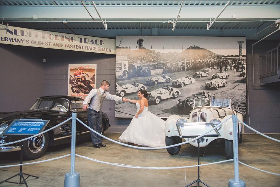 Simeone Foundation Automotive Museum Philadelphia Museum