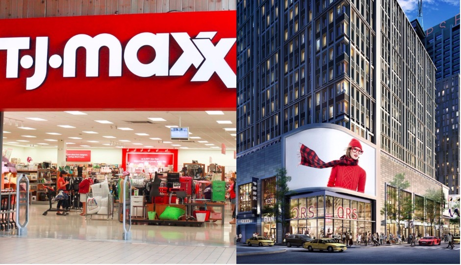 Why T J  Maxx Is Just Right for East Market