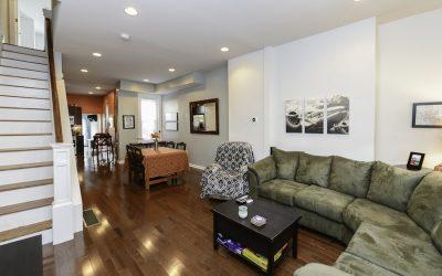 4150 Ridge Ave main floor