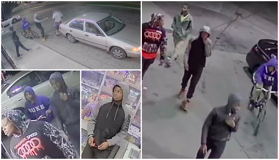 Watch Police Search For West Philly Carjacking Suspects