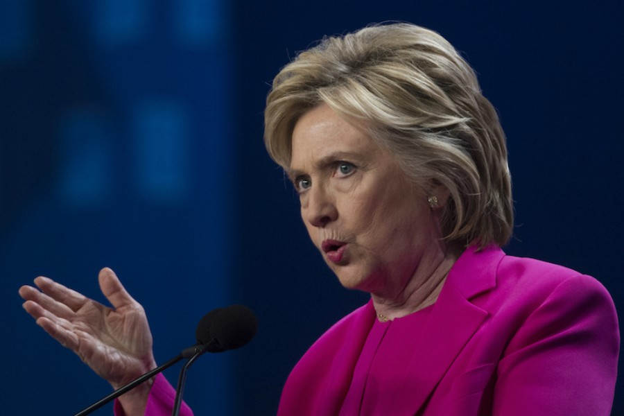 Hillary Book Tour Philadelphia