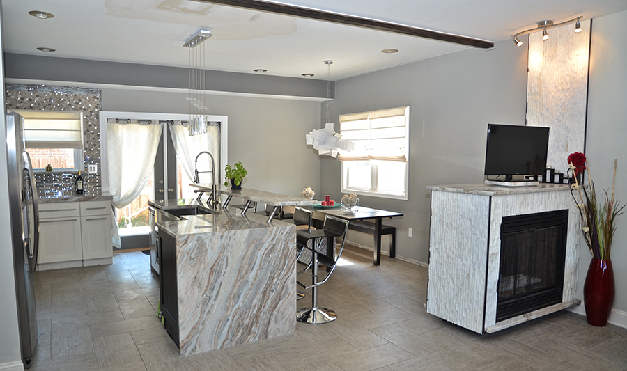 Quartz vs. Natural Stone: Similarities, Differences and When to Use Each