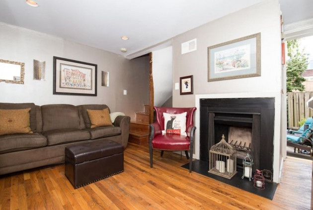 Cool in Queen Village for $270K