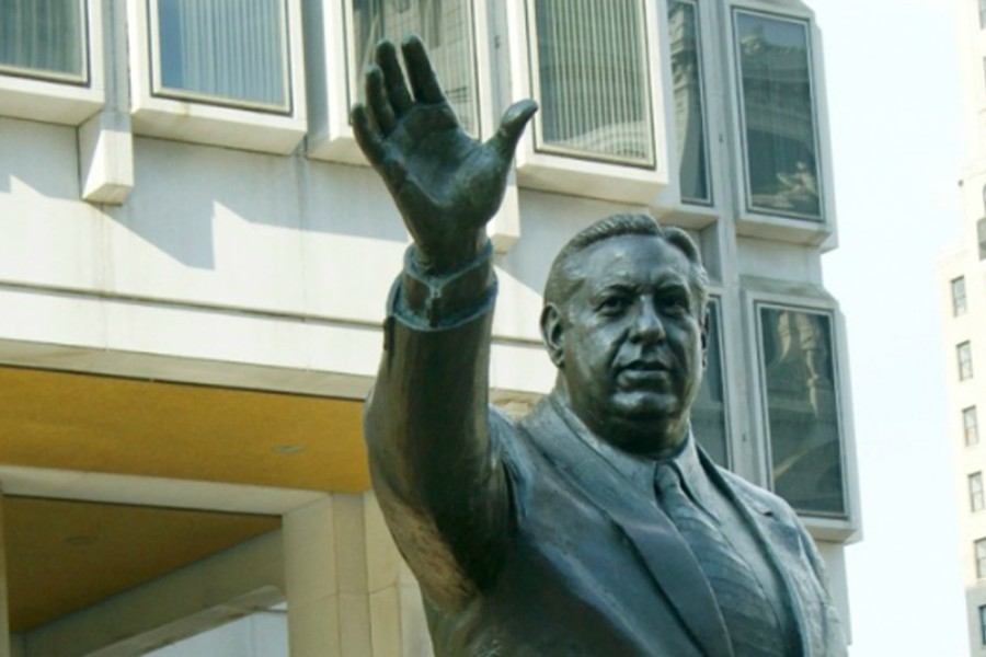 Philly Will Move the Rizzo Statue … Somewhere