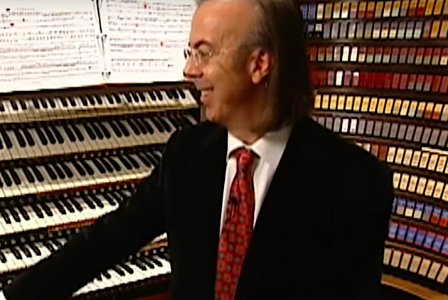 I Love My Job: Wanamaker Organ Master Peter Conte