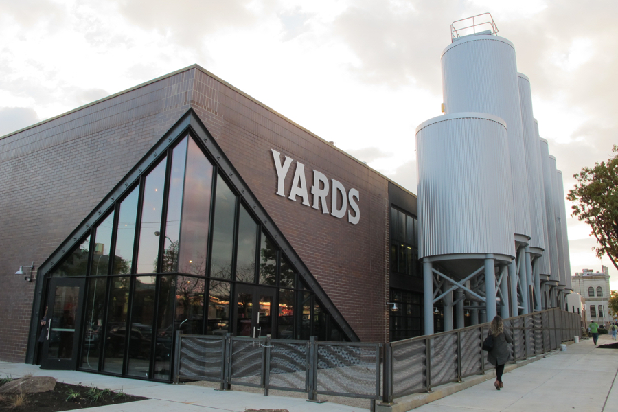 Get A Sneak Peek At Yards Brewery And Taproom