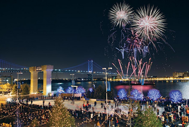The Smart Person's Guide to New Year's Eve in Philly