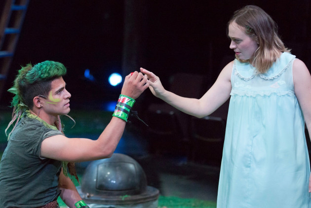 REVIEW: Arden's <i>Peter Pan</i>, Reinvented in an American Campground