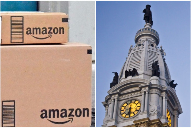 Philly Doesn't Want to Tell You What It Promised Amazon for HQ2