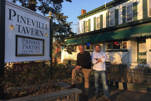 The Pineville Is Throwing a Winter Block Party in Kensington