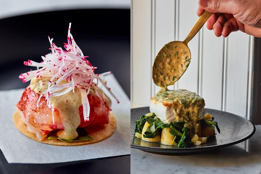 50 best restaurants in philadelphia philadelphia magazine for Little fish philly