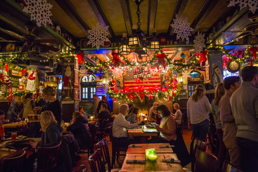 All the Philly Restaurants and Bars Decked Out for the Holidays