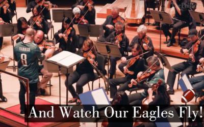 eagles, orchestra