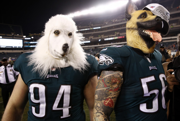 PHOTOS: Philly Is Going Wild for the Eagles (and it's Wonderful)