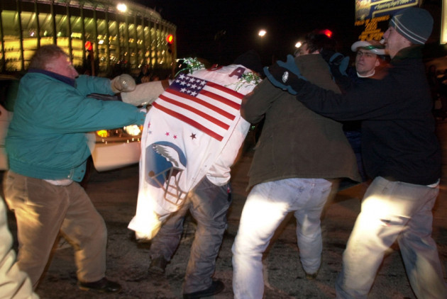 Eagles Fans Behaving Badly: The Decade-by-Decade History