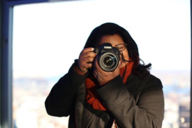 I Love My Job: The Mayor's Photographer Samantha Madera