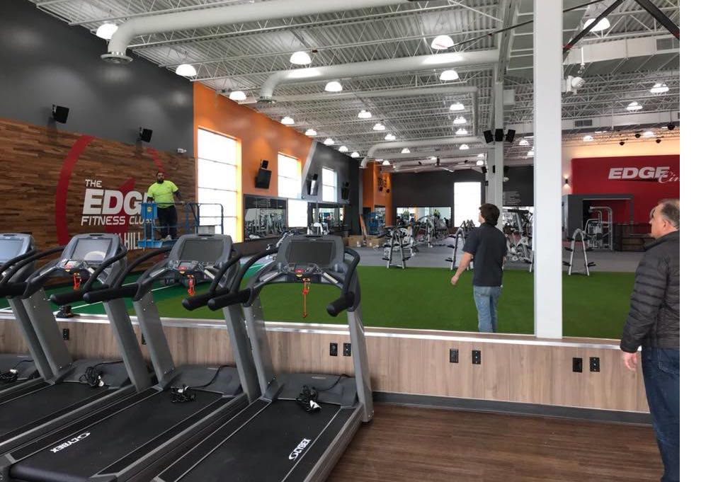 The Edge Fitness Clubs Is Opening Five New Gyms Around
