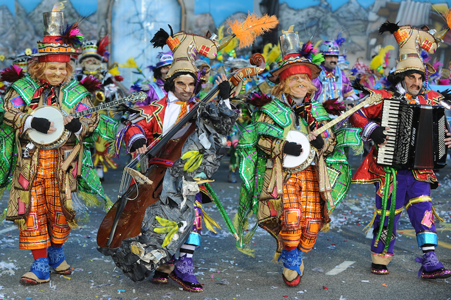 the so so cold 2018 mummers parade philadelphia magazine