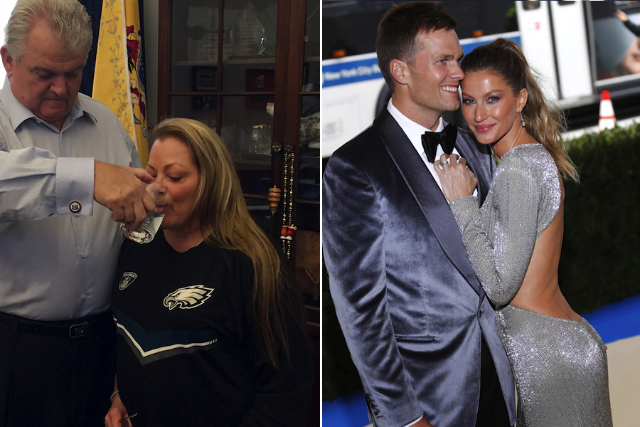 Tom Brady Criticized For Kissing His Son 'Too Long' On The Lips!