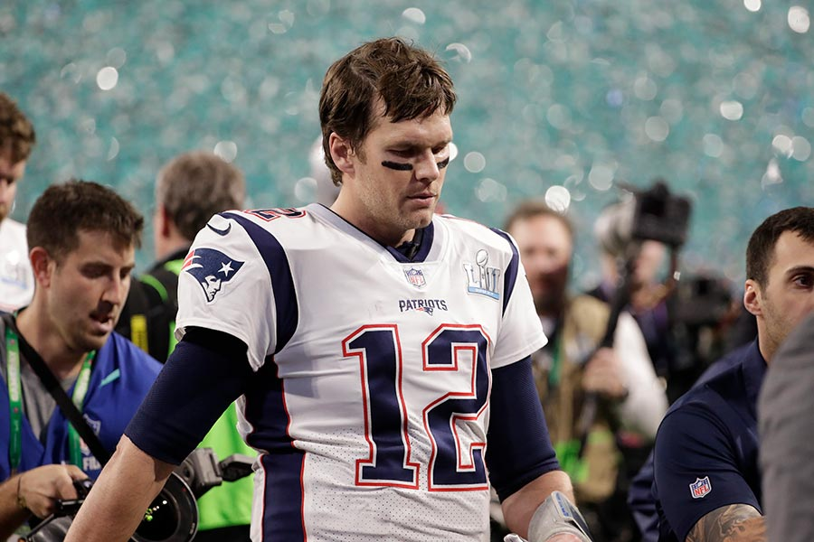 Tom Brady Snubbed Nick Foles After Losing the Super Bowl