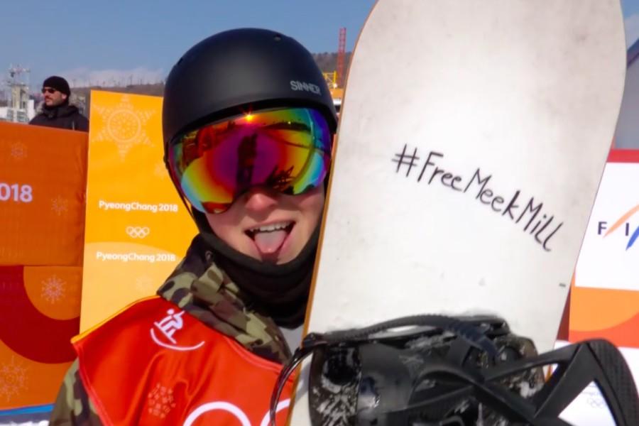Freemeekmill Just Got A Shoutout From The Winter Olympics