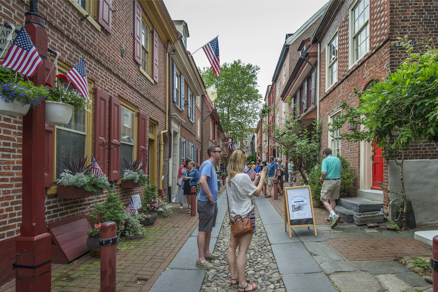 Image result for Fete Day at Elfreth's Alley
