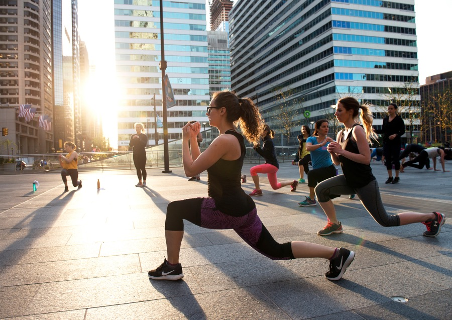21 Free Fitness Events, Outdoor Workouts, and Boot Camps in