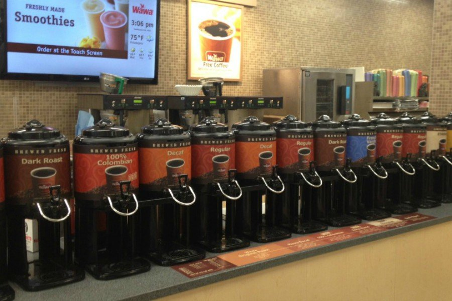 Wawa Is Offering Free Coffee And A Secret Menu For Its 54th