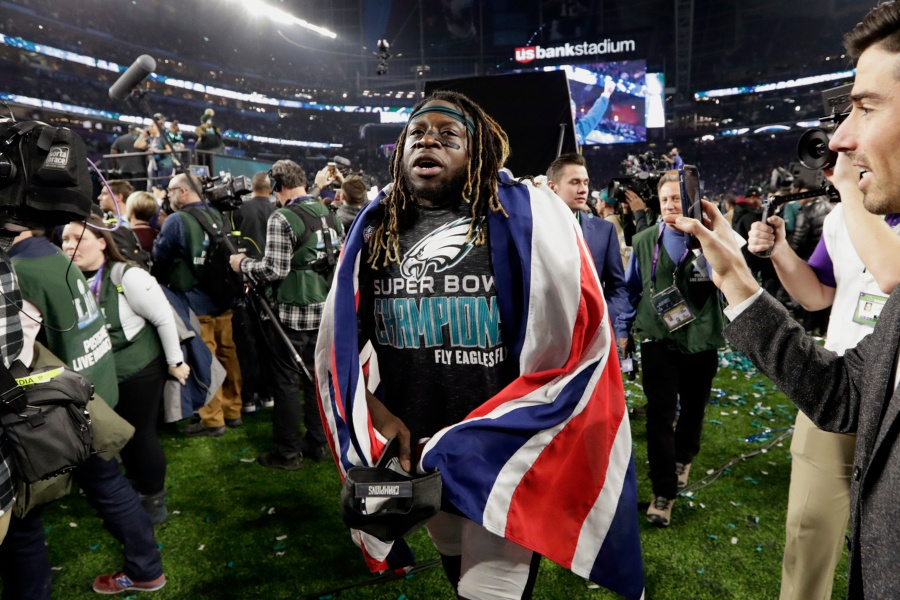 "Report: Eagle Jay Ajayi Sued for ""Trashing"" Airbnb Mansion"
