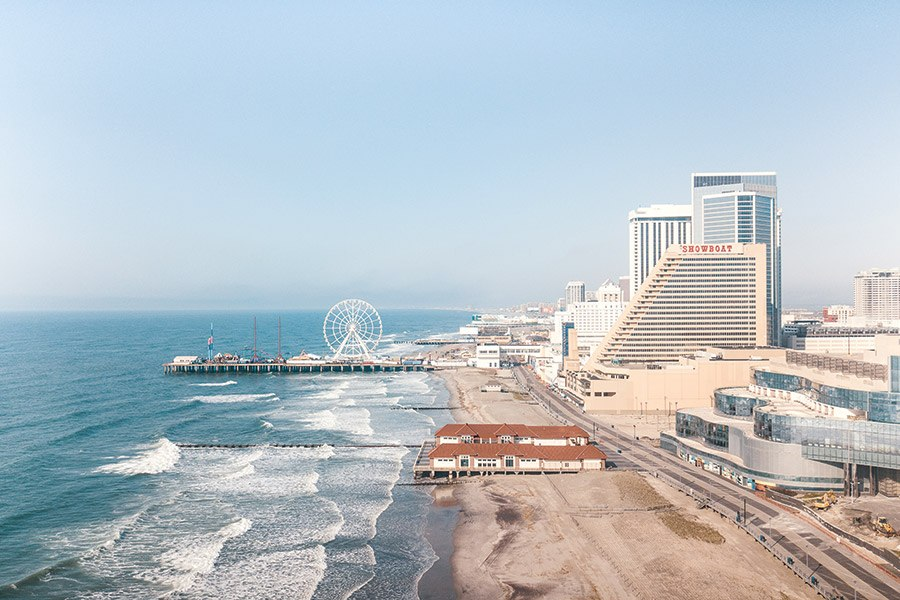 The Re-Re-Re-Re-Rebirth of Atlantic City