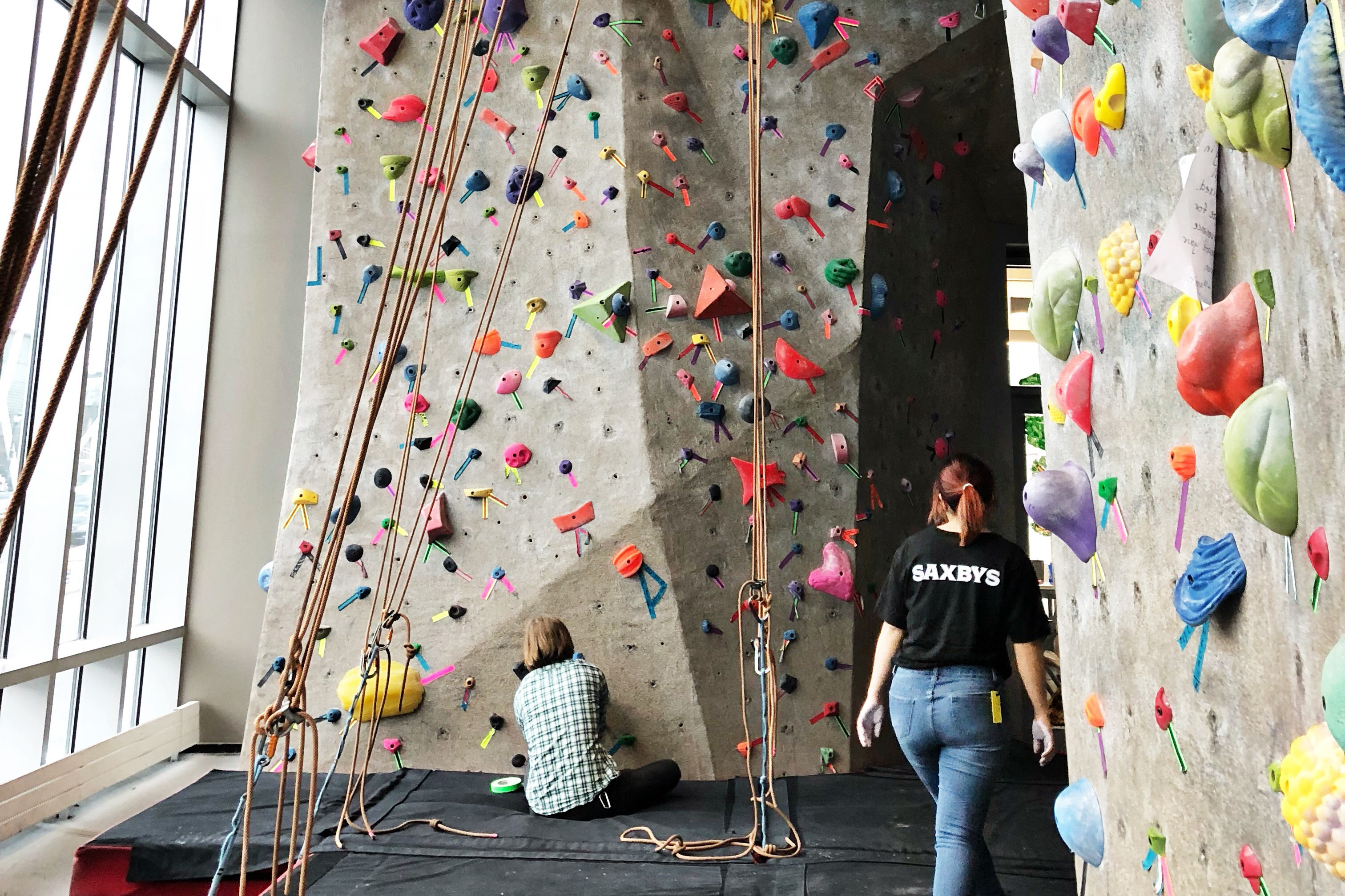Where To Go Indoor Rock Climbing Around Philadelphia