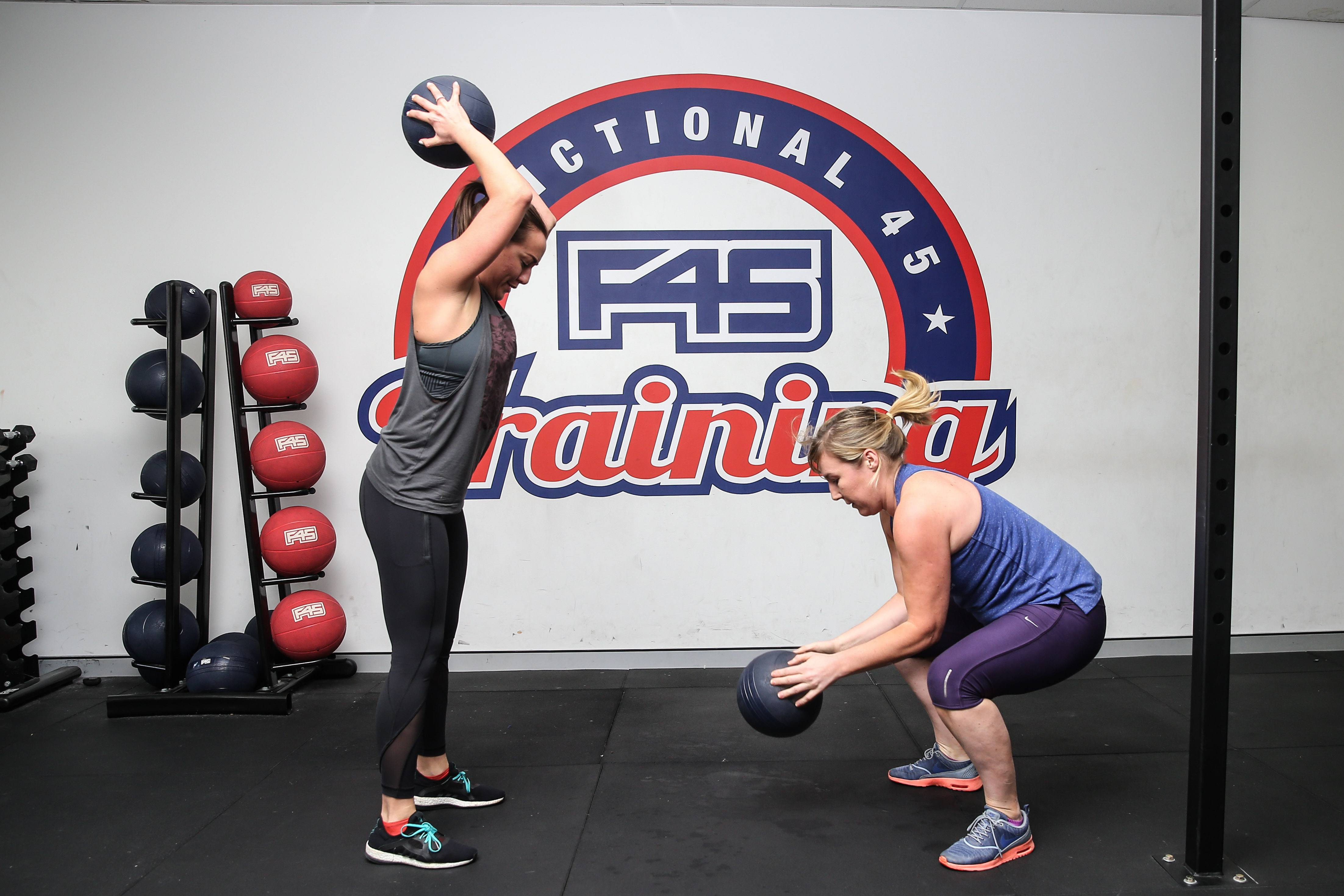 c2003552a811 F45 Training Is Hosting a Bunch of Free Workouts Before Their Center City  Studio Opens