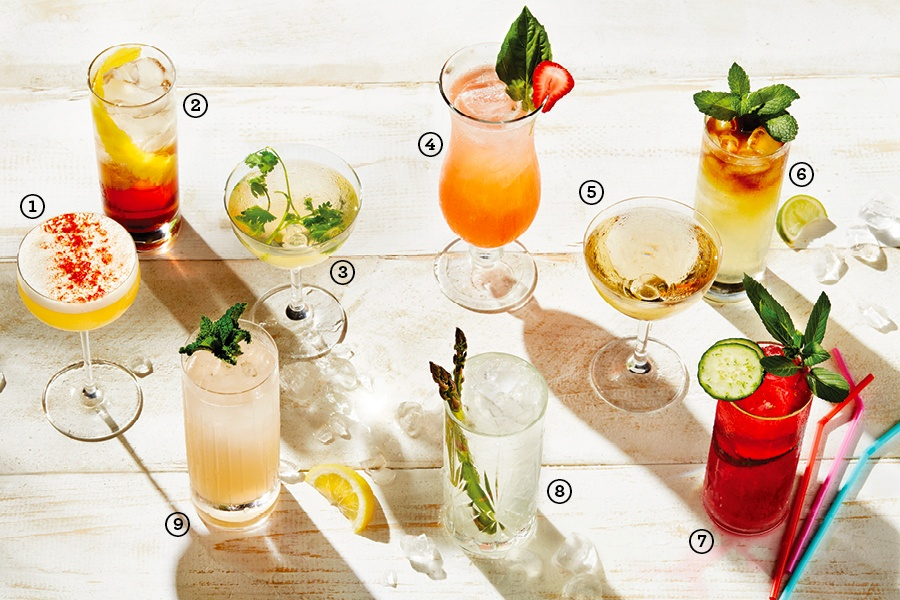 9 Summer Perfect Cocktails From Philly S Best Bartenders
