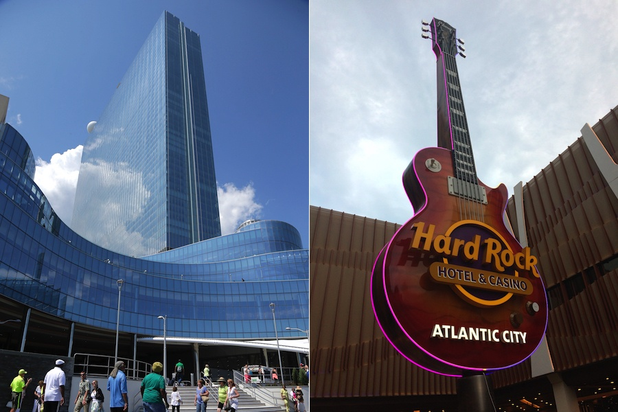 New Hotels Casinos Restaurants And Other Stuff In Atlantic City