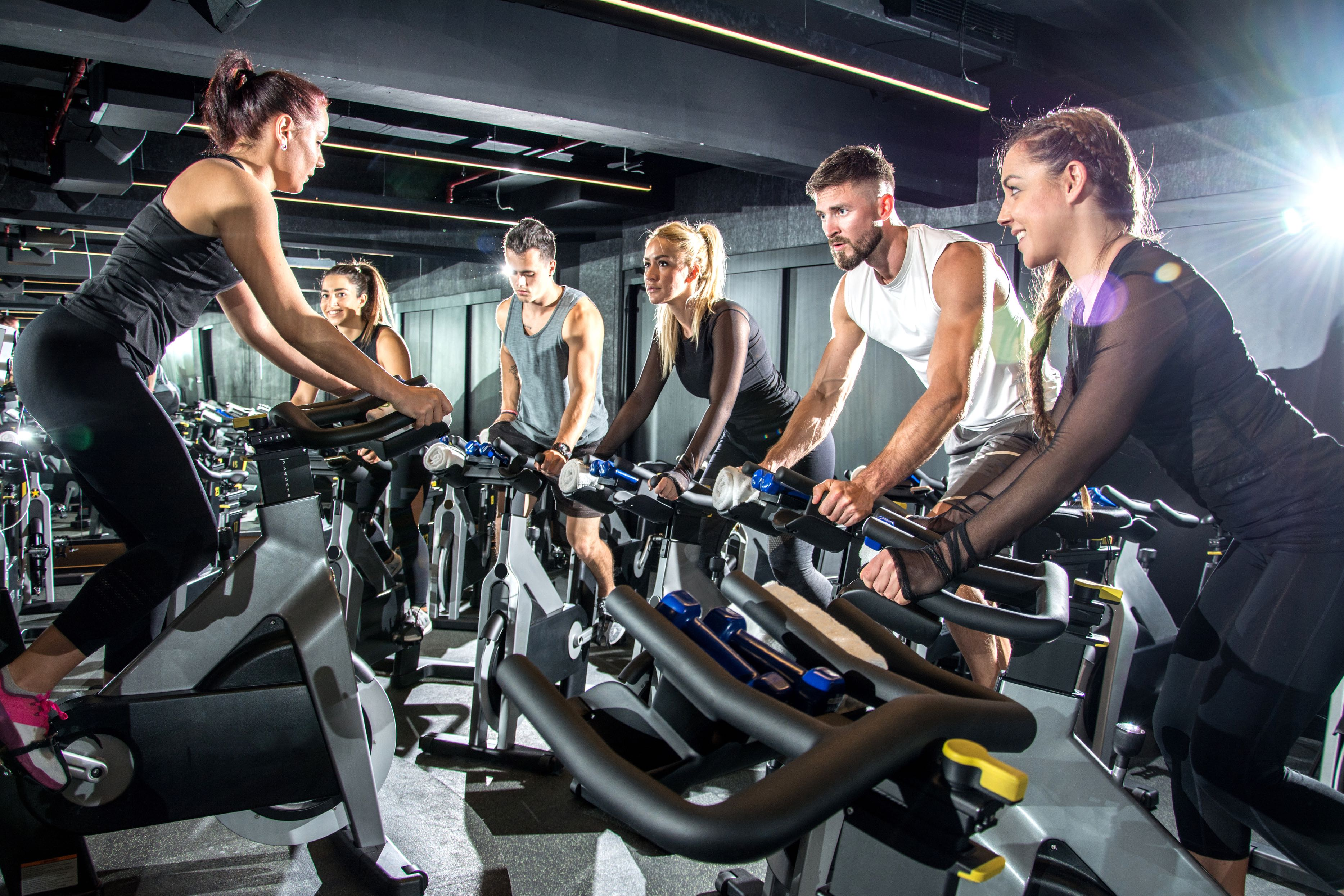 7 Mistakes You're Probably Making in Spin Class