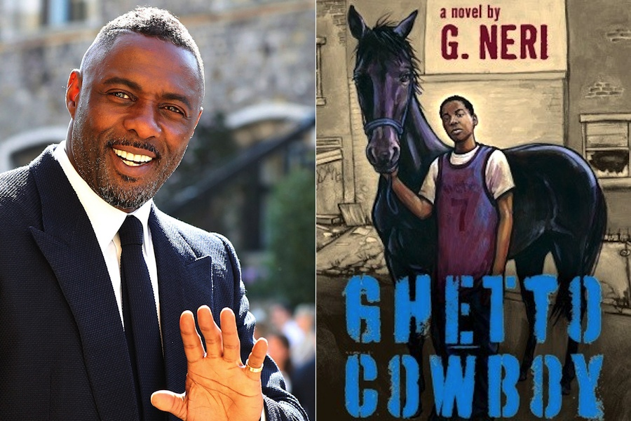 "Idris Elba to Star in ""Ghetto Cowboy,"" a Film About Philly Urban Cowboys"