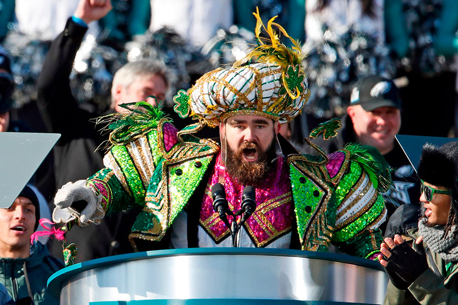 Jason Kelce s Speech at the Super Bowl Parade 052861c49