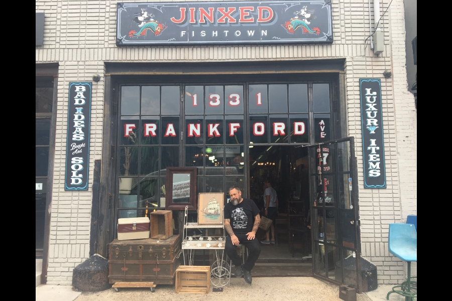 I Love My Job: Jinxed Owner Mike Supermodel on Building a