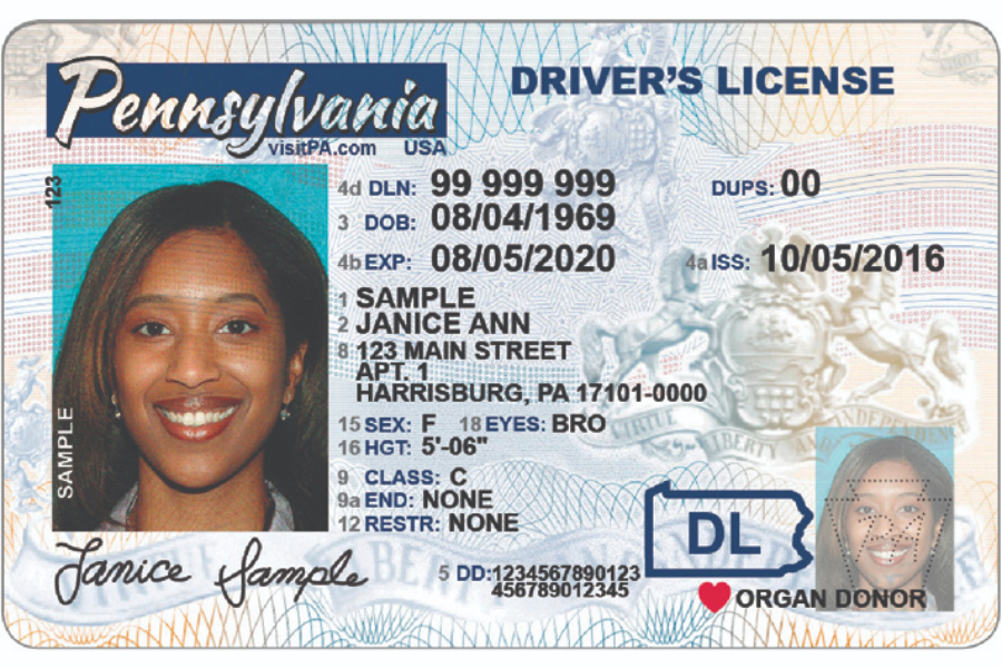 drivers license place erie pa