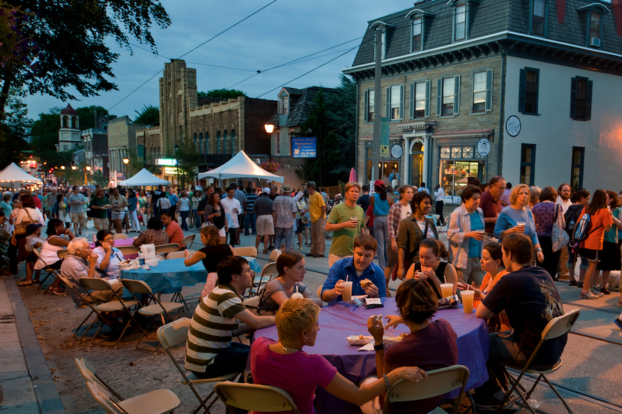 Living in Mt. Airy: A Neighborhood Guide