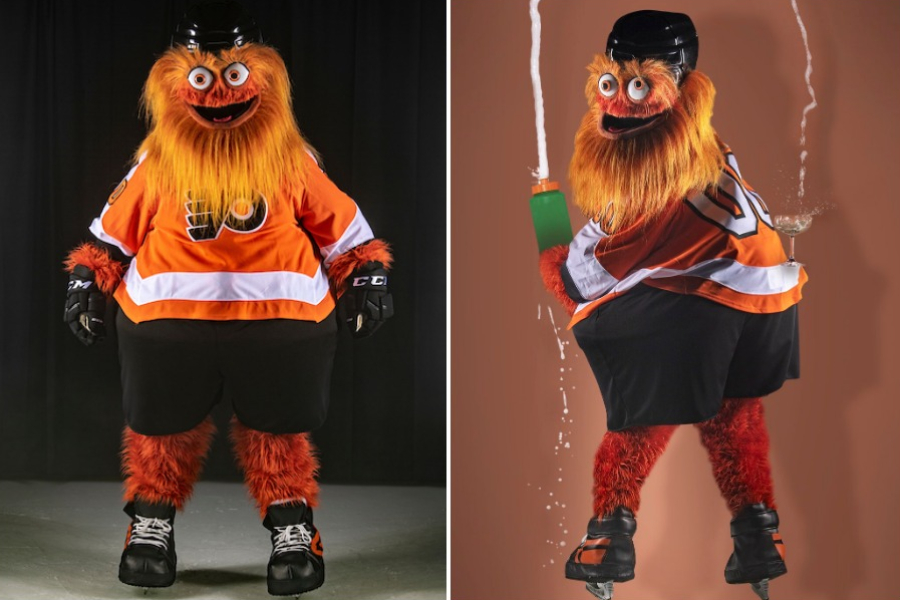 97d47576d13 Gritty Costume for Halloween  Why You Can t Find an Official One