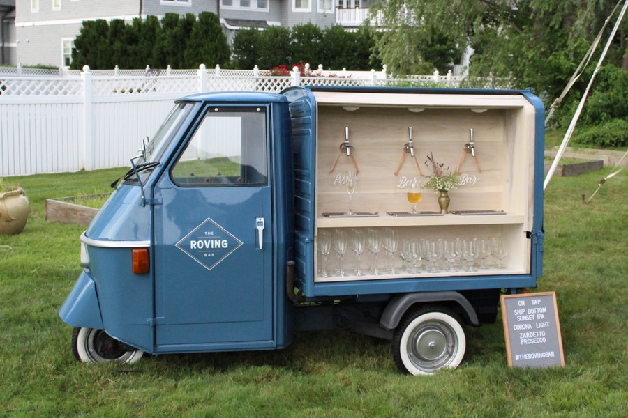 A Prosecco Van Is Finally Available For Philadelphia And East Coast