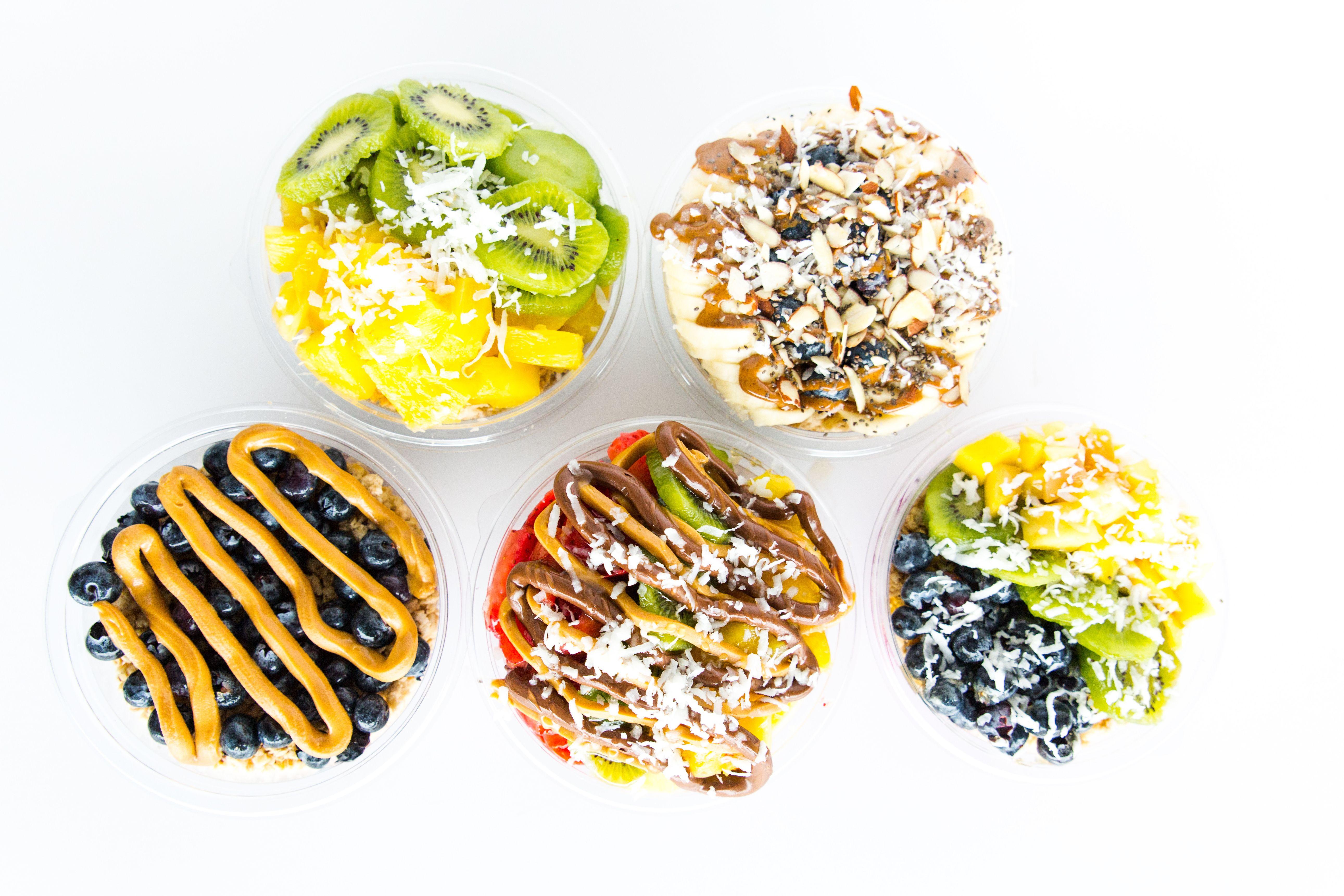 Frutta Bowls, Philadelphia's New Açaí and Smoothie Shop, Is
