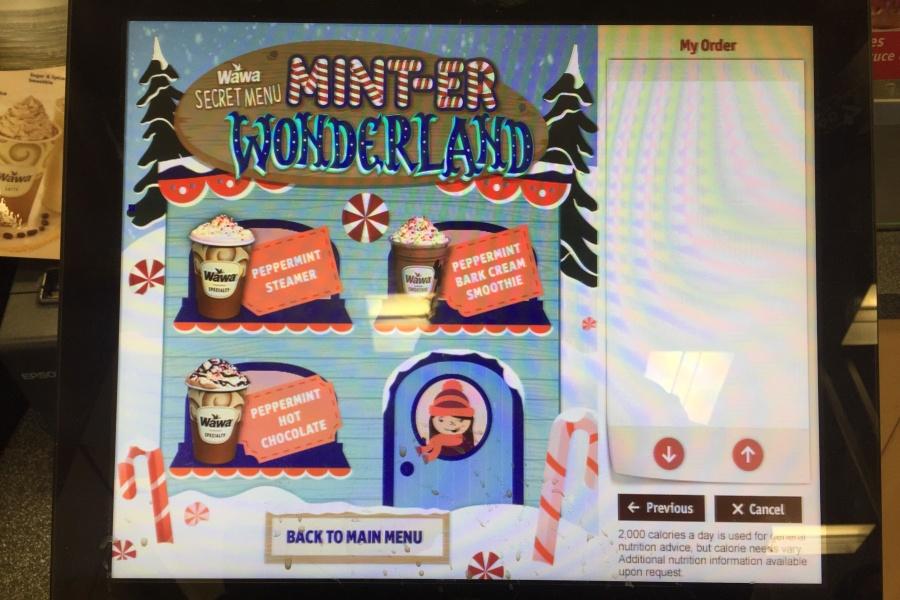 Wawa S New Secret Menu Is Mint Er Wonderland Themed