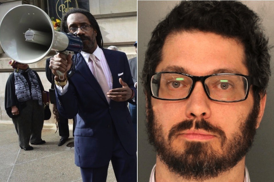 "Angriest Black Man"" Takes ""Antifa Leader"" Case in Marine Attack"