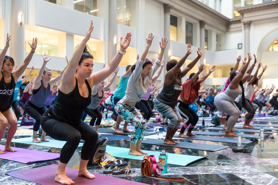 Healthy Lifestyle Changes Philly Fitness Pros Want To Make In 2019