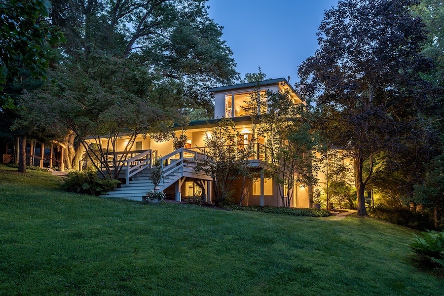 House For Sale Classically Contemporary House In Gladwyne