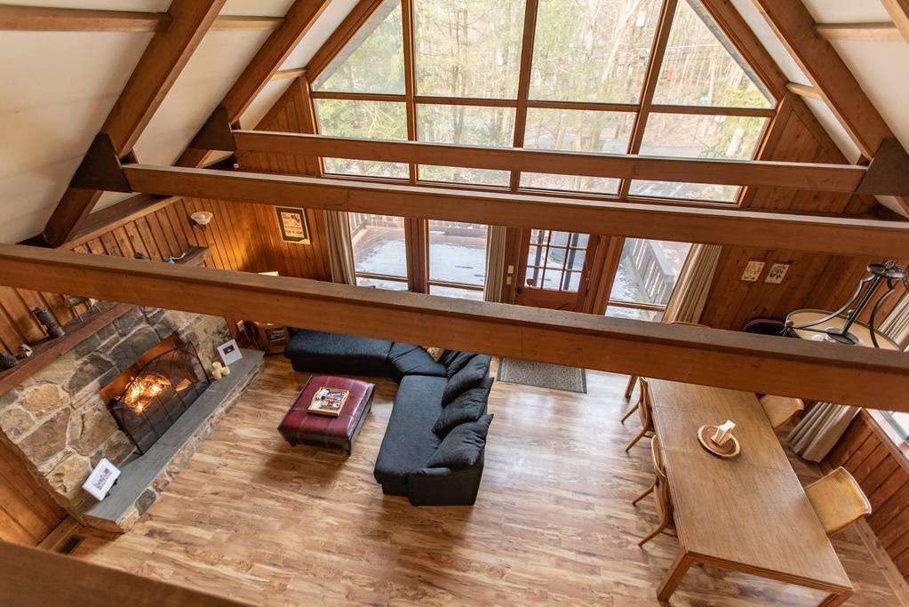 Pleasant 5 Charming Pennsylvania Ski Cabins For Your Next Weekend Getaway Interior Design Ideas Clesiryabchikinfo